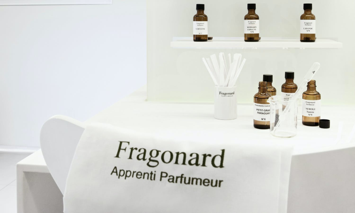 Fragonard's Flower Factory tour and olfactory workshop in Grasse