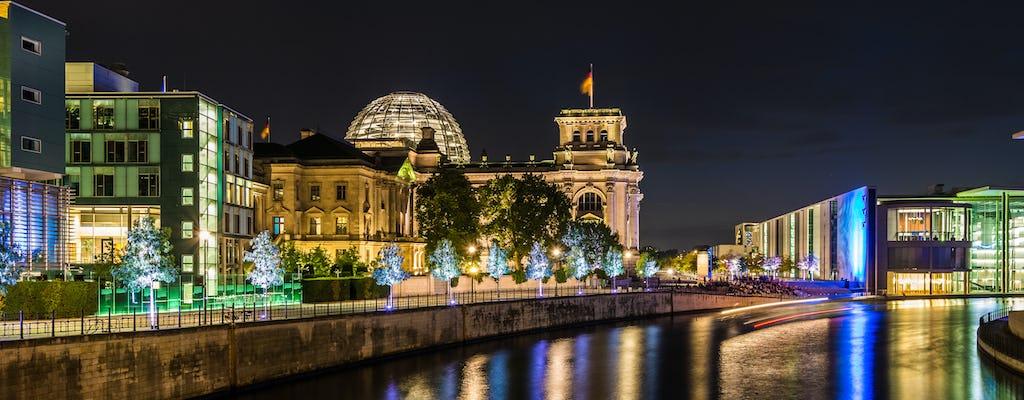 2,5-godzinny wieczorny rejs w Berlinie