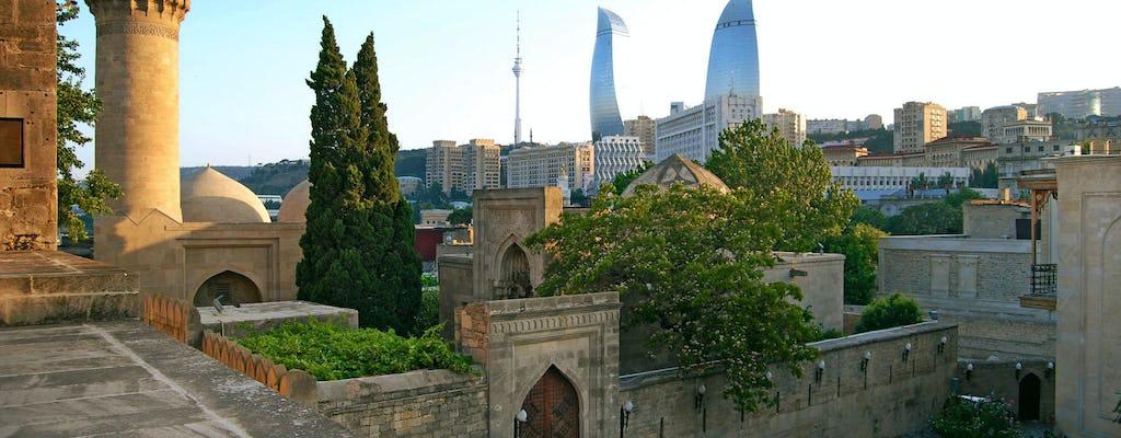 Gobustan National Park and Baku day tour