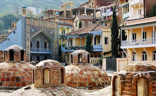 Tour di una giornata a piedi a Tbilisi