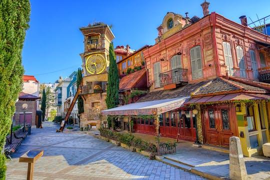Тбилиси однодневный тур с театром Габриадзе