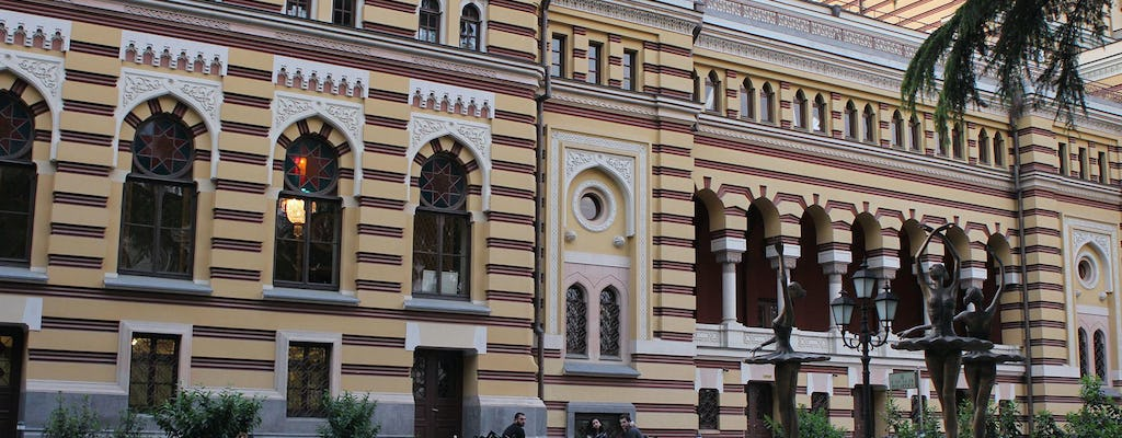 Tbilisi city tour with Opera and Ballet Theater