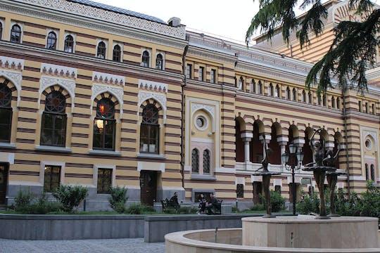 Tiflis Stadtrundfahrt mit Oper und Ballett Theater