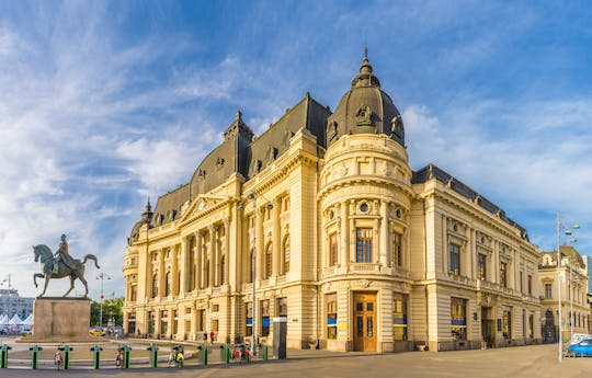 Half-day guided tour of Bucharest