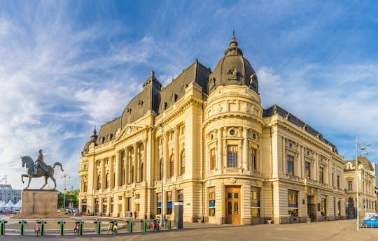 Полдня экскурсия в Бухарест