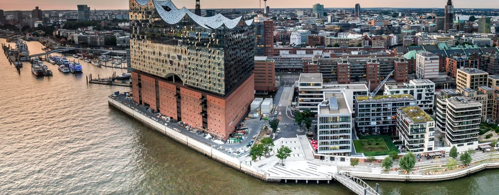 Food tour with Elbphilharmonie and HafenCity