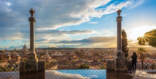 La Dolce Vita gira por Roma con helado