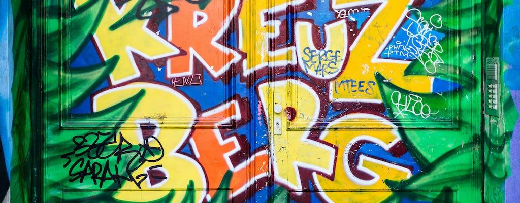 Führung durch das Viertel Kreuzberg 36 Berlin