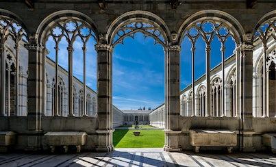Ver la ciudad,Ver la ciudad,Ver la ciudad,Tours andando,Tours históricos y culturales,Plaza de los Milagros,Torre de Pisa