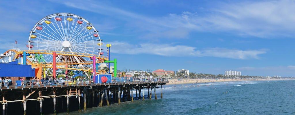 Guided walking tour of Los Angeles - LA getaway