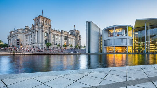 Die neue Mitte und Regierungsviertel