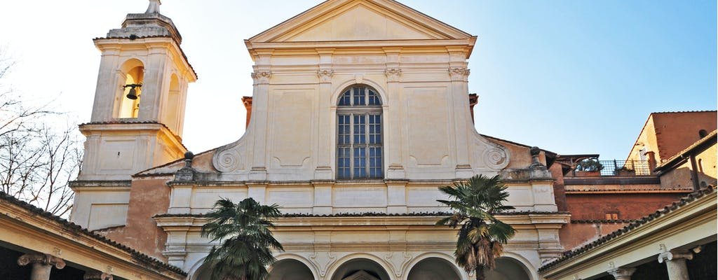 Underground Rome private tour with Basilica St Clemente