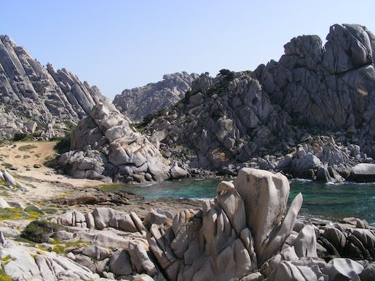 Sardinia's Gallura minivan tour for small groups