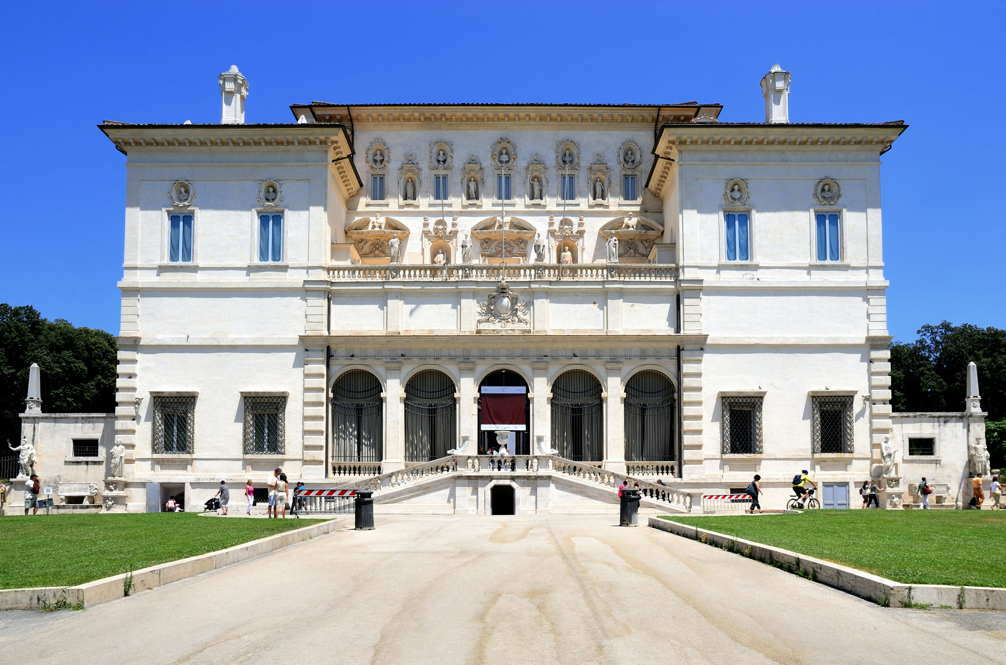 Skip-the-line tickets and guided visit for the Borghese Gallery