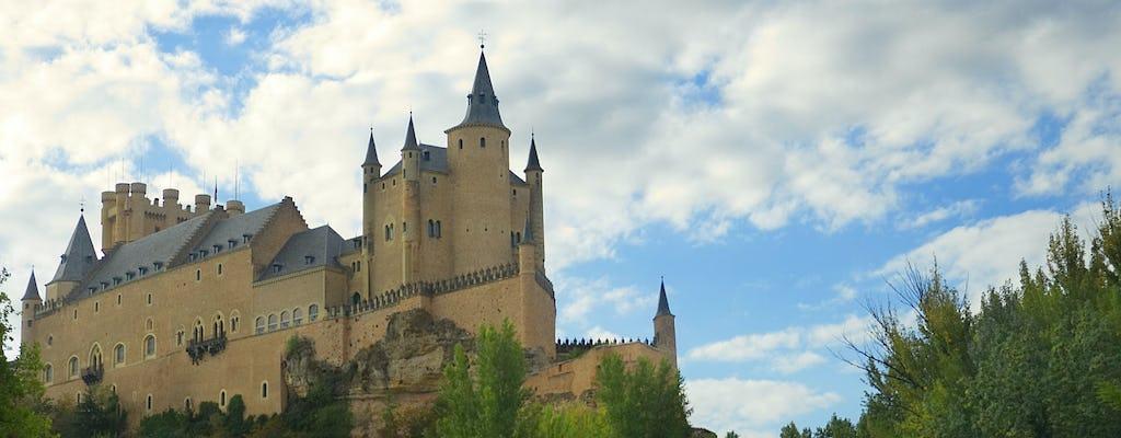 Visita guidata di Segovia da Madrid