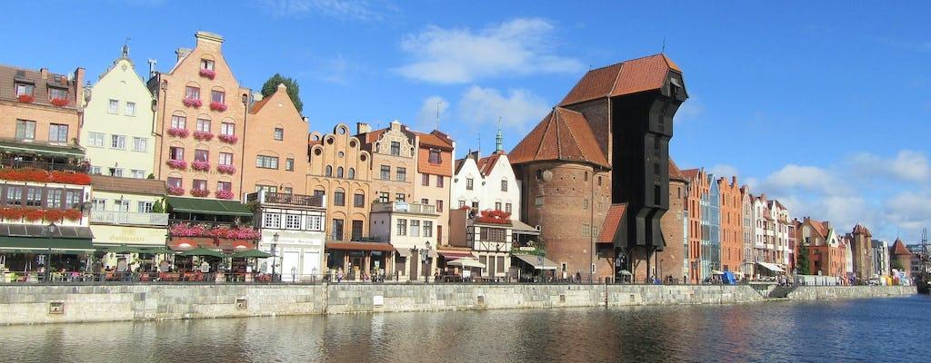Excursión de un día a Gdansk y Malbork en pequeño grupo desde Varsovia