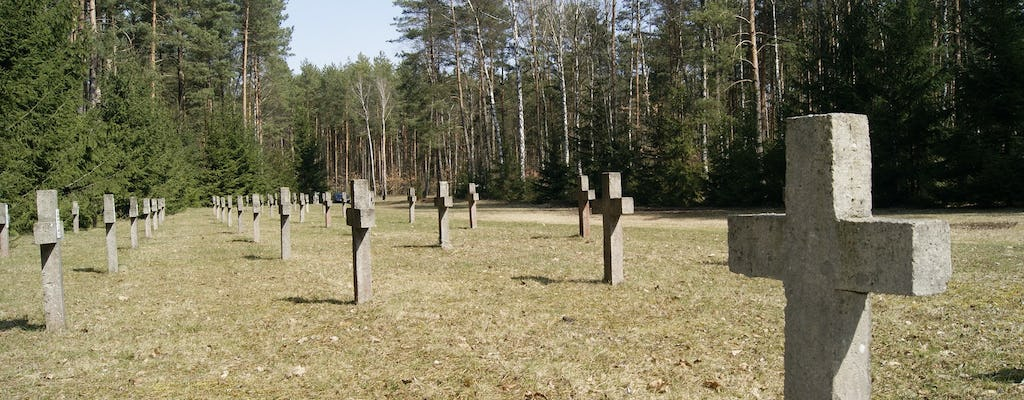 Treblinka Memorial half-day tour in small group from Warsaw