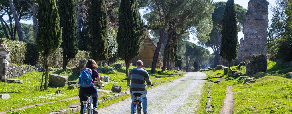 Rome bike rental: one and two days