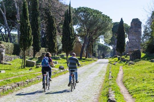 Roma in bici: noleggio per uno o due giorni