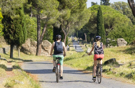 Rome: 3-hour bike tour