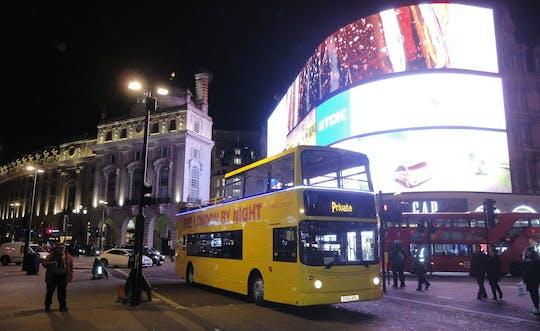 Увидеть Лондон ночная автобусная экскурсия