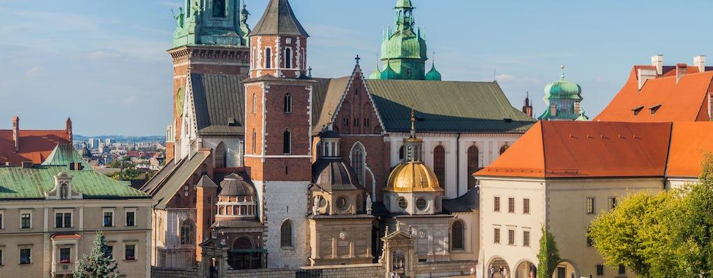Visite de la cathédrale du château du Wawel à Cracovie avec audioguide