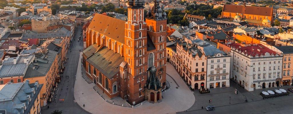 Входной билет Краков базилика Святой Марии