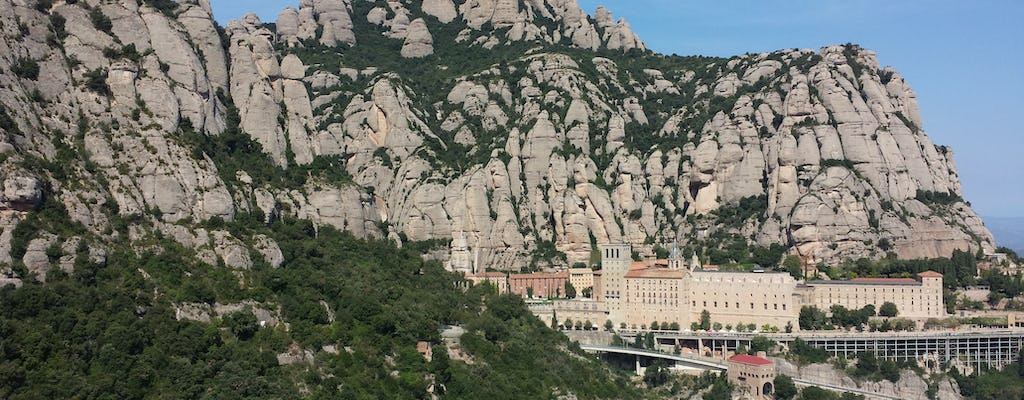 Half-day tour to Montserrat with museum ticket from Barcelona
