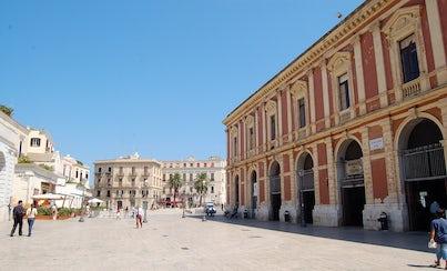 Ver la ciudad,Ver la ciudad,Tours andando,Tour por Bari