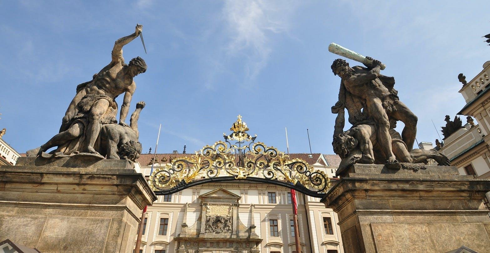 Ver la ciudad,Tours temáticos,Tours históricos y culturales,Castillo de Praga,Visita guiada