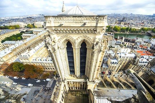 Wycieczka z przewodnikiem po Notre Dame, Wieżach i Ile de la Cité