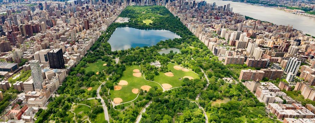 Passeio de bicicleta guiado pelo Central Park