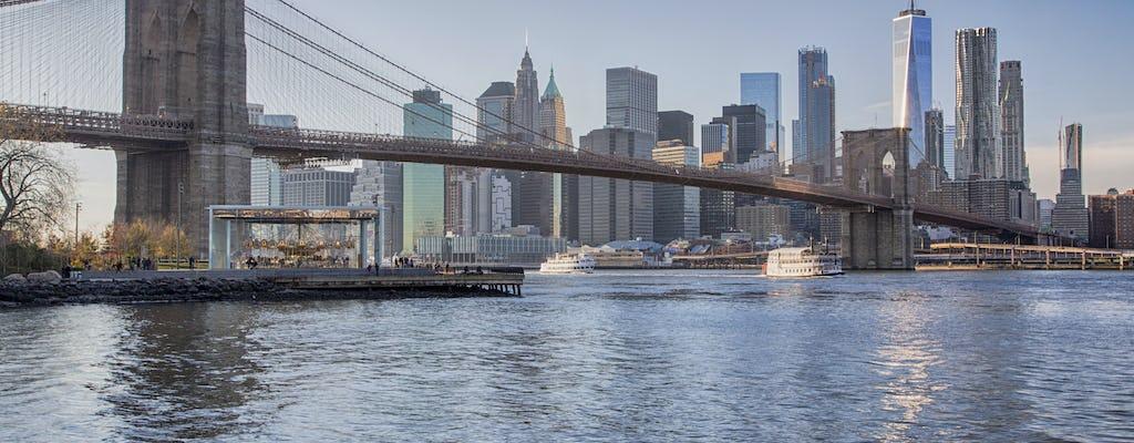 Самонаводящиеся тур по Нью-Йорку на велосипеде