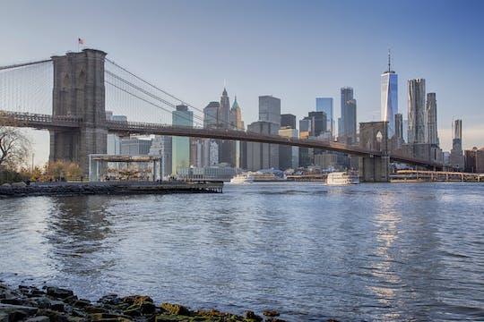 Tour autoguiado en bicicleta por la ciudad de Nueva York