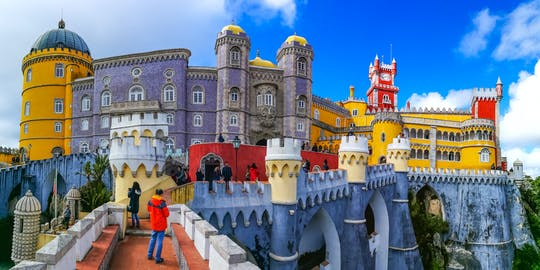 Sintra full-day tour with Regaleira Palace