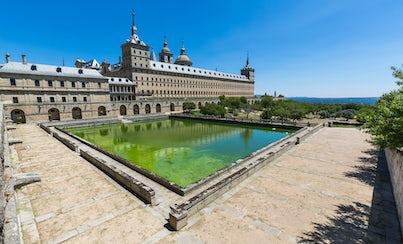 Salir de la ciudad,Excursions,Excursiones de un día,Full-day excursions,Excursión a El Escorial,Excursion to El Escorial,Excursión a Segovia