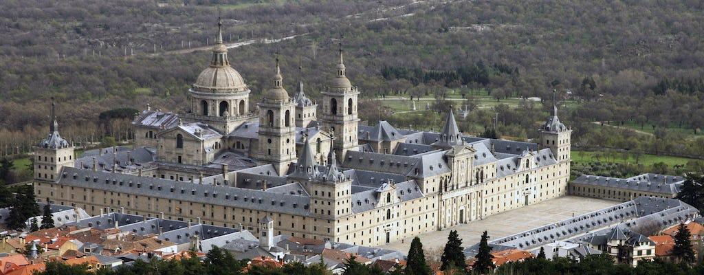 Visita sin colas al Escorial y al Valle de los Caídos desde Madrid