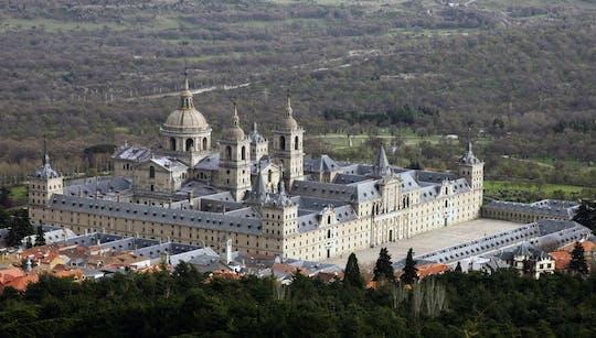 Tour salta fila dell'Escorial e della Valle dei Caduti con partenza da Madrid