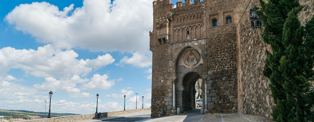 Tolède et Ségovie depuis Madrid