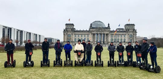 Standard self-balancing scooter Tour from Hotel Hilton Complex Berlin
