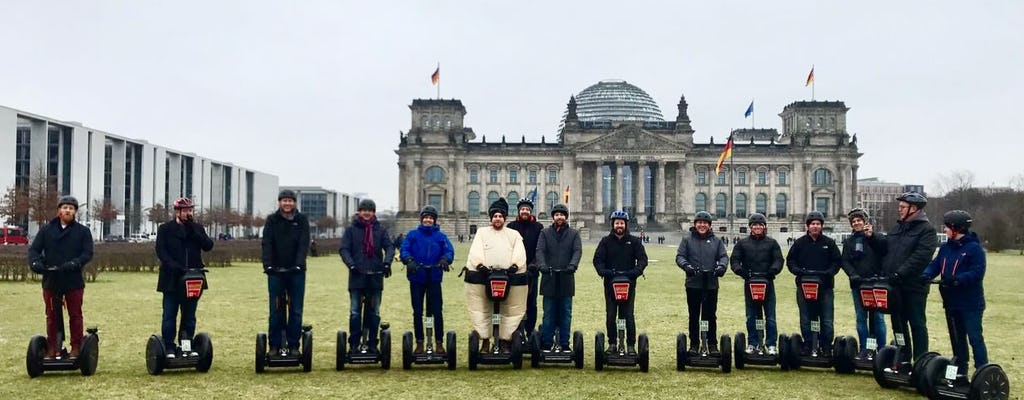 Standard self-balancing scooter Tour from Hotel Berlin, Berlin