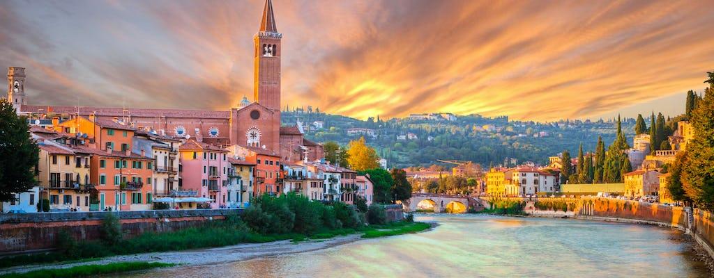 Romeo and Juliet passionate Verona tour
