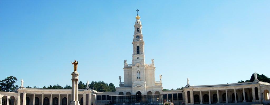 Faith and Heritage shared tour with Fátima, Batalha and Óbidos