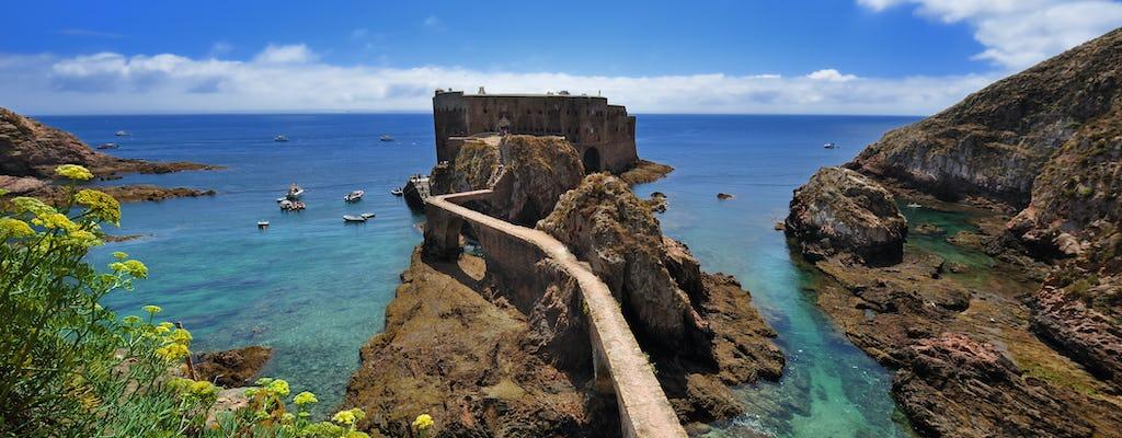 Atlantic Frontier: Prywatna wycieczka po wyspie Berlenga