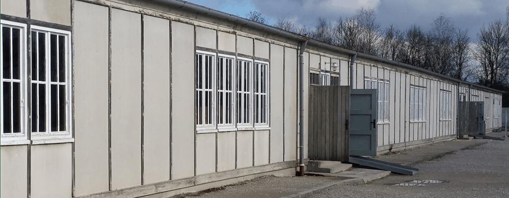 Visita al sitio conmemorativo del campo de concentración de Dachau