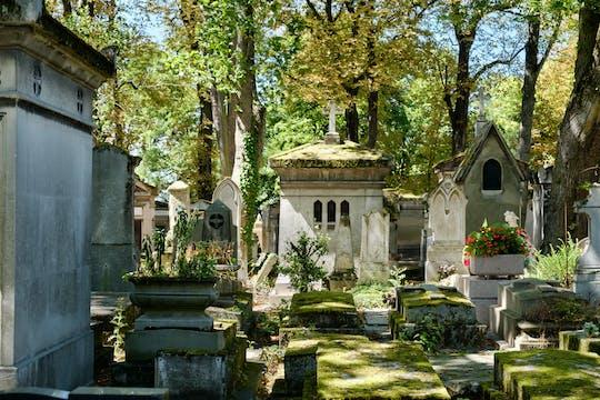 Cimitero di Père Lachaise Tour privato a piedi di 2 ore