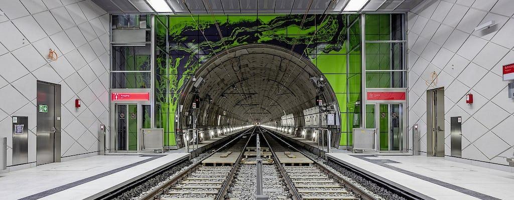 Führung der Wehrhahn-Linie Düsseldorf
