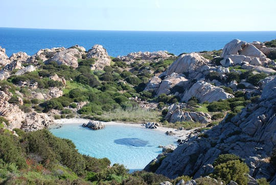 Sardinia's La Maddalena and Caprera islands guided tour for small groups
