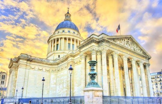 Приоритет входные билеты в Париж Пантеон