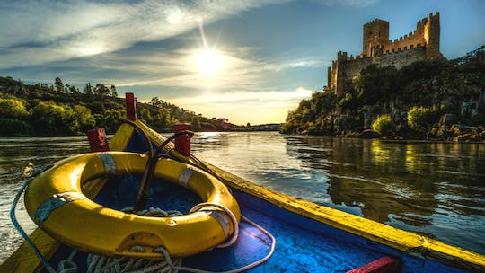 Templar-Fluss: Tomar und Almourol Private Tour